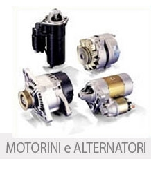 Motorini e Alternatori